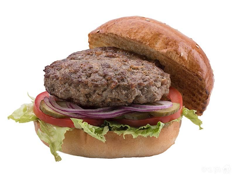 מוזס קלאסי 200 ג', בשר בקר, אייסברג, עגבנייה, בצל סגול...